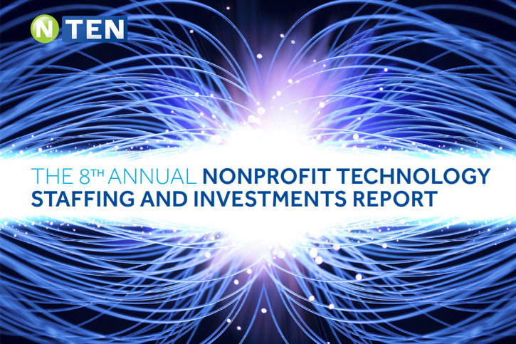 Nonprofit technology investment report