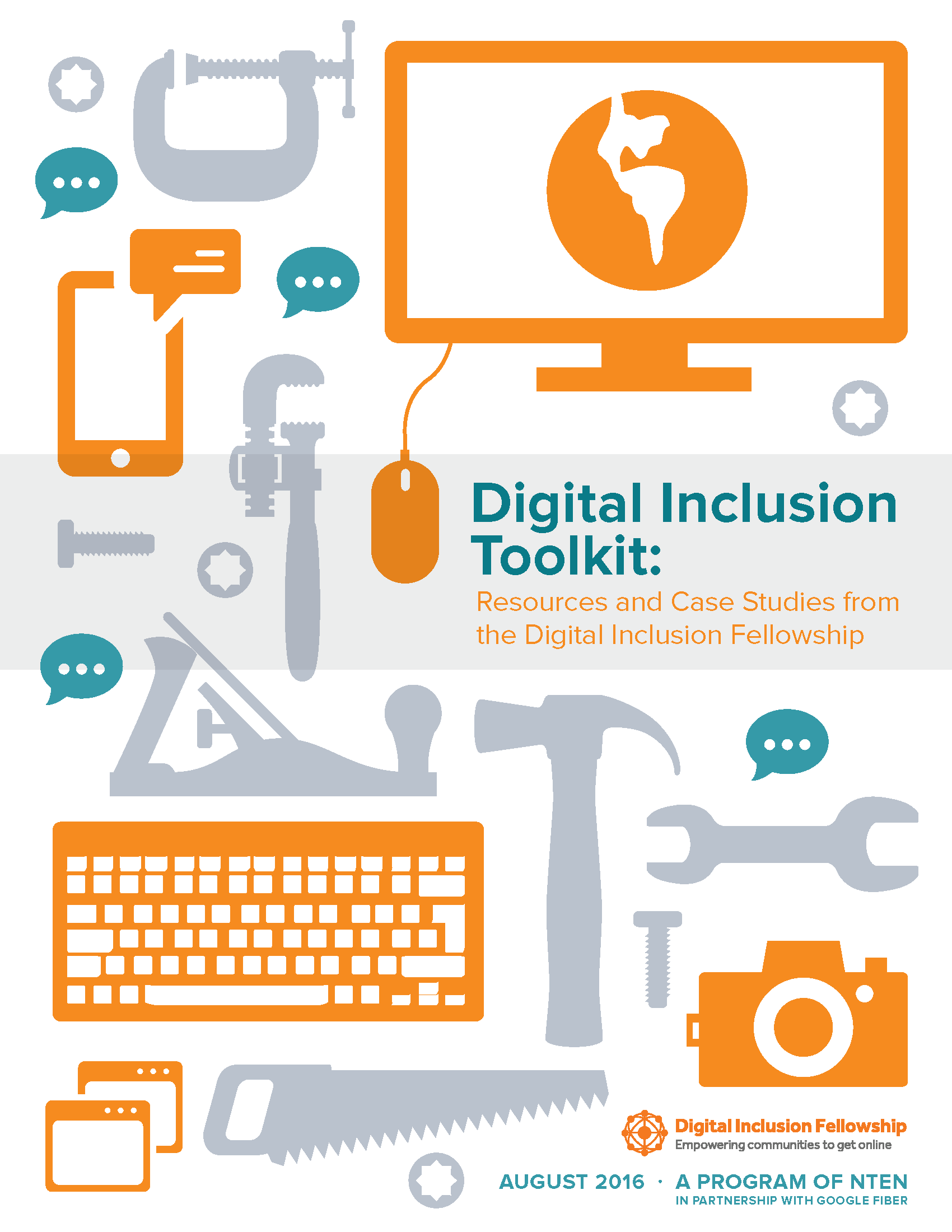 cover image of the DIF Toolkit
