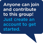 Anyone can join and contribute to this group! Just create an account to get started.