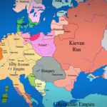 Watch as 1000 years of European borders change  timelapse map    Video Dailymotion