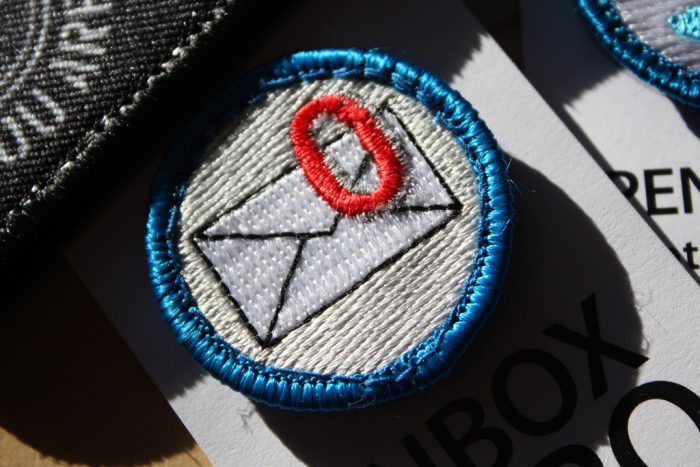 Inbox Zero badge