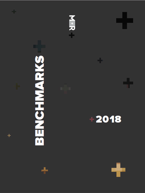 M+R Benchmarks report 2018