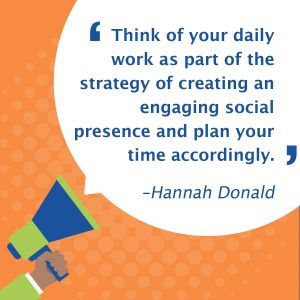 Hannah Donald quote