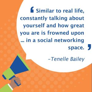 Tenelle Bailey quote