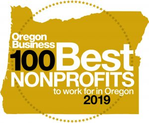 100 Best Nonprofits to Work For in Oregon 2019_logo
