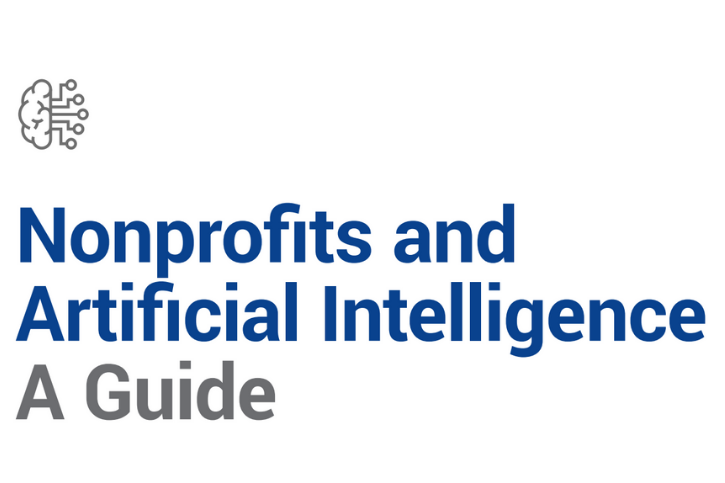 Nonprofits and Artificial Intelligence_Cover