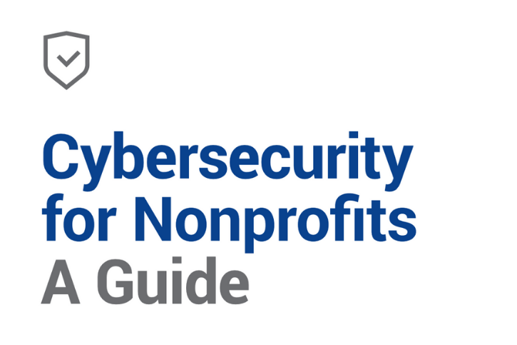 Cybersecurity for Nonprofits_Cover