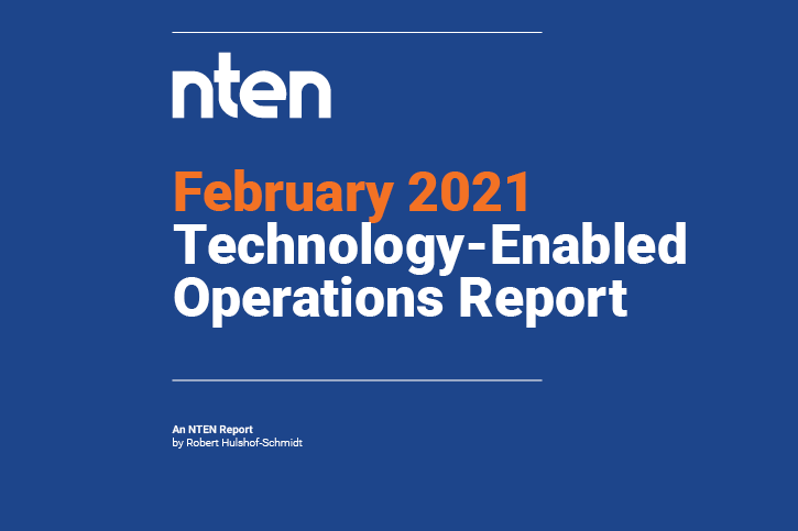 Technology-Enabled Operations Report_February 2021