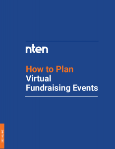 Cover of How to Plan Virtual Fundraising Events