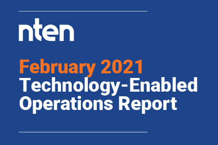 Technology-Enabled Operations Report cover