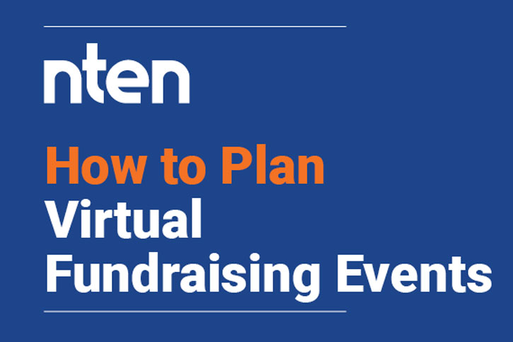 How to Plan Virtual Fundraising Events Cover